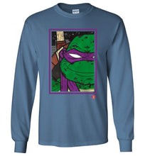 Donnie TMNT: Long Sleeve T-Shirt