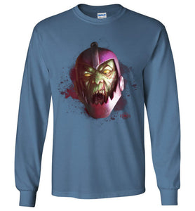 Jaw Breaker: Long Sleeve T-Shirt