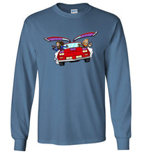 AFA Thunderhawk: Long Sleeve T-Shirt