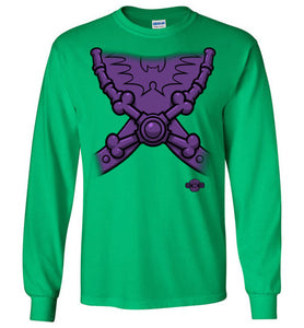 MOTU Skelly: Long Sleeve T-Shirt