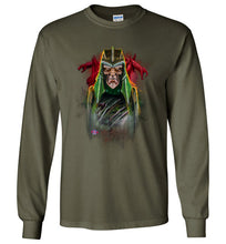 King of Snakes: Long Sleeve T-Shirt