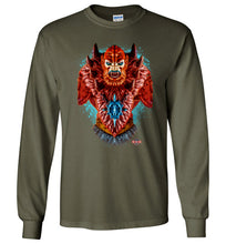 Master of Beasts: Long Sleeve T-Shirt