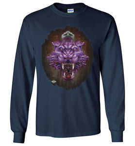 Eternal Panther: Long Sleeve T-Shirt