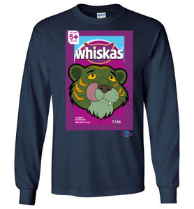 Whiskas: Long Sleeve T-Shirt