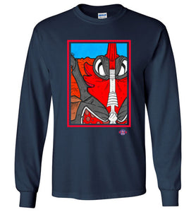 MOTU Mosquito: Long Sleeve T-Shirt
