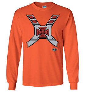 MOTU Man: Long Sleeve Shirt
