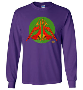 Raider of Wind v1: Long Sleeve T-Shirt