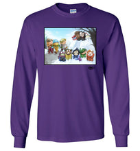"MOTU Kids ""Winter Ambush"": Long Sleeve Shirt"