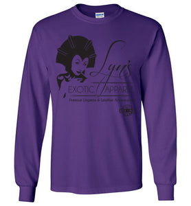 Lyn's Exotic: Long Sleeve T-Shirt