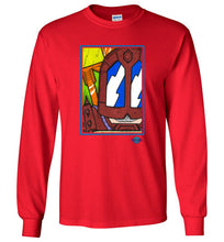 Visions of Cinder: Long Sleeve T-Shirt