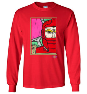 Visions of Speed: Long Sleeve T-Shirt