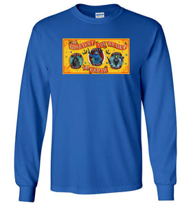 Greatest Toy Group GTG: Long Sleeve T-shirt