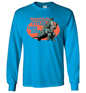 World Tour Zilla: Long Sleeve T-Shirt