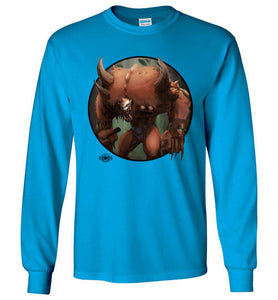 Monstrous Beast: Long Sleeve T-Shirt