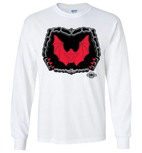 Battle Damage Horde Undamaged: Long Sleeve T-Shirt