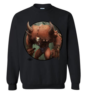 Monstrous Beast: Sweatshirt