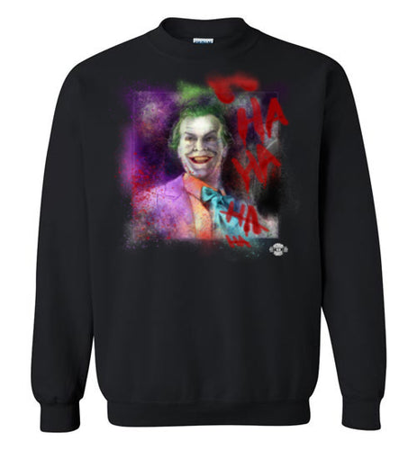 Jack as Joker: Sweatshirt