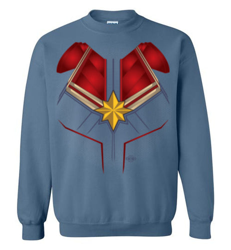Captain Carol: Sweatshirt