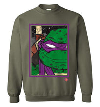 Donnie TMNT: Sweatshirt