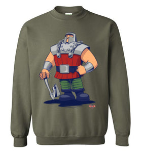 Ram of Man: Sweatshirt
