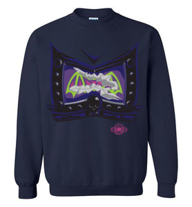 Battle Damage Bad (2-Strike): Sweatshirt