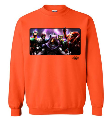 Evil Warriors: Sweatshirt