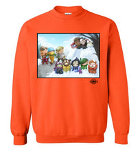 "MOTU Kids ""Winter Ambush"": Sweatshirt"