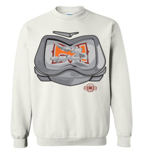 Battle Damage Good (2-Strike) Sweater