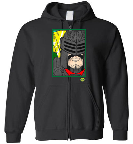 Visions of Fear: Full Zip Hoodie