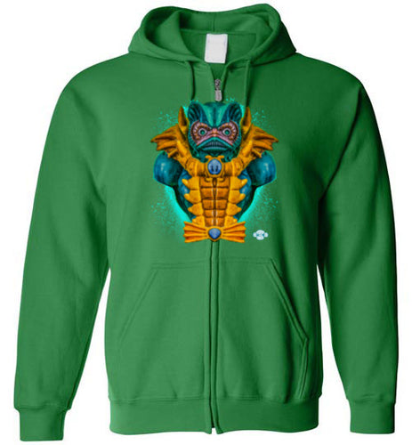 Ruler of Rakash: Full Zip Hoodie