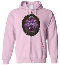 Eternal Panther: Full Zip Hoodie
