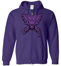 MOTU Skelly: Full Zip Hoodie