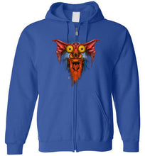 Horde Menace: Full Zip Hoodie