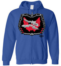 Battle Damage Horde 2 Strike: Full Zip Hoodie