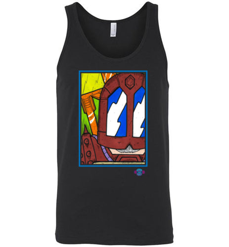 Visions of Cinder: Tank (Unisex)