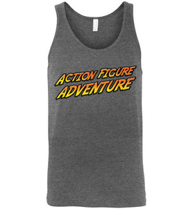 Action Figure Adventure: Tank (Unisex)