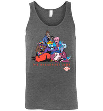 Monster Breakfast Club: Tank (Unisex)
