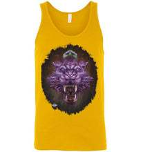Eternal Panther: Tank (Unisex)