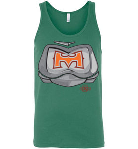Battle Damage Good (Undamaged) Tank Top