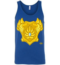 Battle Damage She Classic Undamaged: Tank (Unisex)