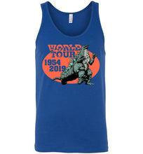 World Tour Zilla: Tank (Unisex)