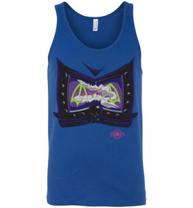 Battle Damage Bad (2-Strike): Tank (Unisex)