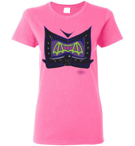 Battle Damage Bad (Undamaged): Ladies T-Shirt