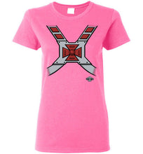 MOTU Man: Ladies T-Shirt