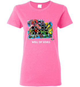 Well of Souls: Ladies T-Shirt