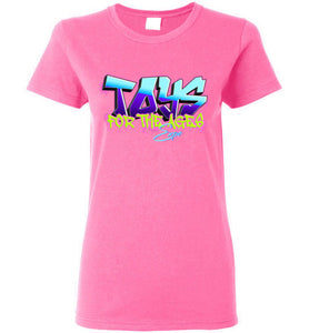 Toys for the Ages: Ladies T-Shirt