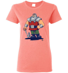 Ram of Man: Ladies T-Shirt