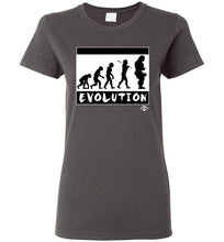 EVOLUTION: Ladies T-Shirt