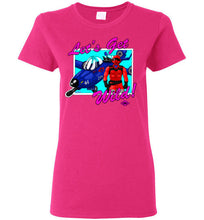 Let's Get Wild!: Ladies T-Shirt