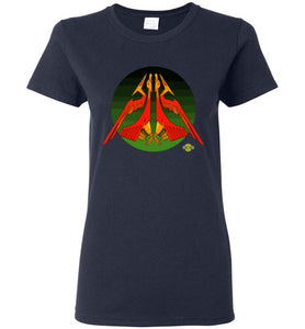 Raider of Wind v2: Ladies T-Shirt